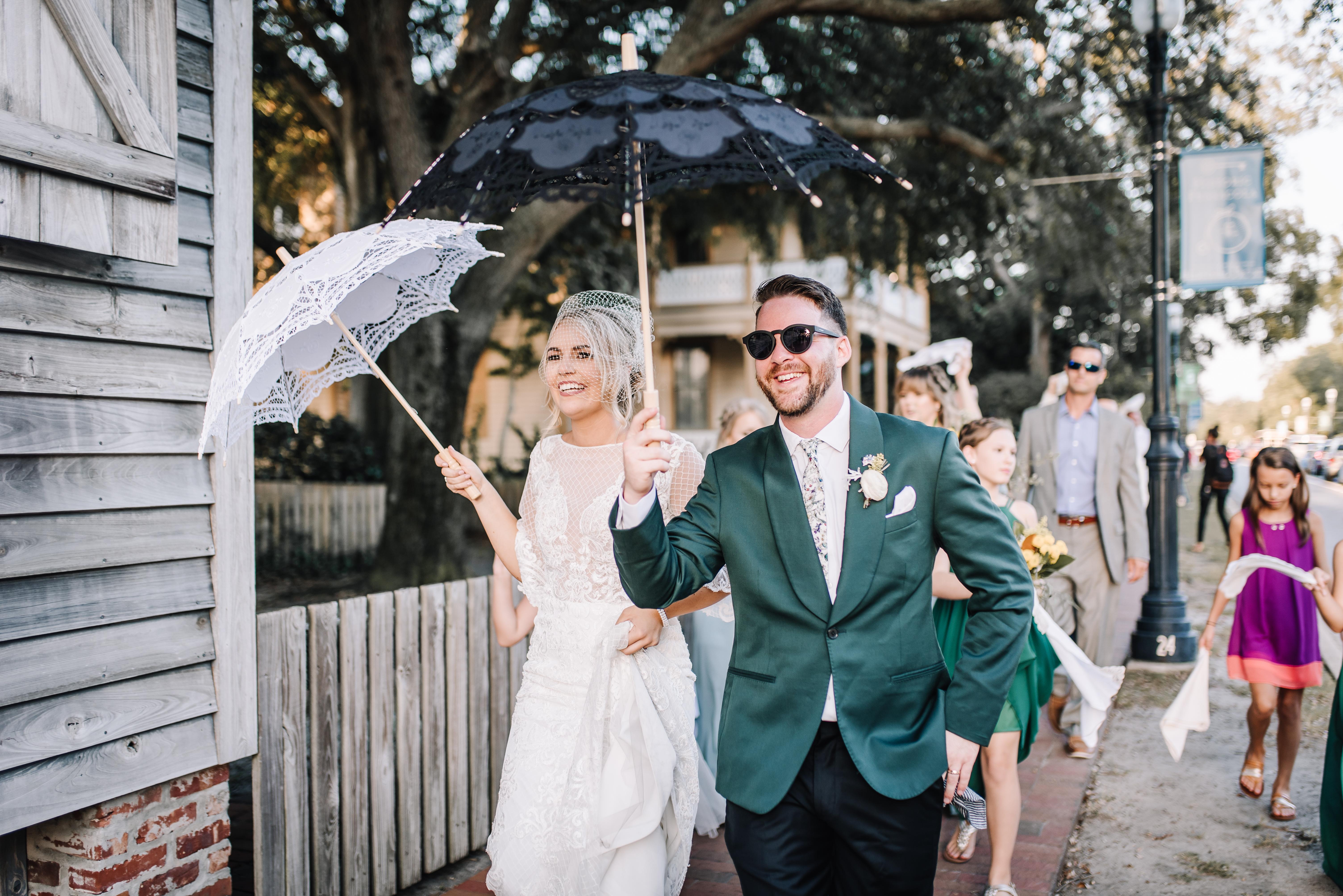 15 Unique Wedding Guest Experiences